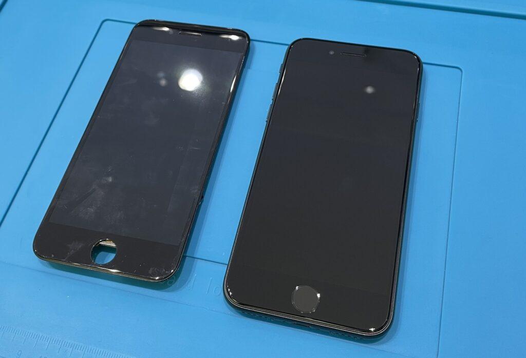 iPhone SE 第2世代 液晶交換
