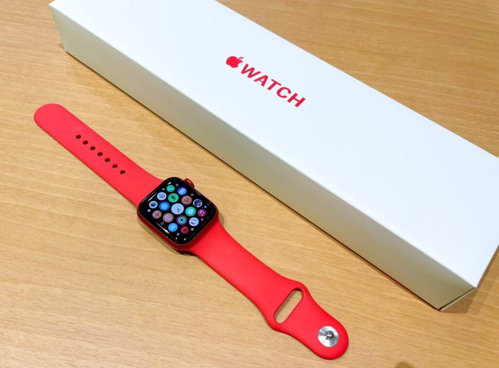 Apple Watch ガラスコーティング